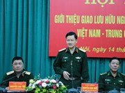 Cao Bang to host 5th VN-China border defence friendship exchange
