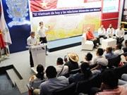 Mexican intellectuals commend Vietnam's achievements
