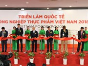 Vietnam Foodexpo 2018 opens in HCM City