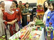 Vietnam takes part in annual charity bazaar in Indonesia