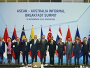Australia commits to stronger cooperation with ASEAN