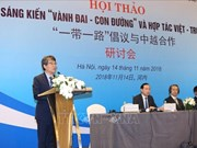 Conference highlights Belt and Road initiative, Vietnam-China partners