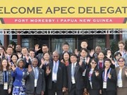APEC focuses on promoting regional, global economic connectivity