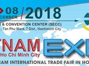 Vietnam Expo 2018 to run in HCM City next month