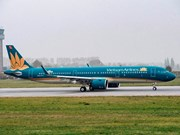Vietnam Airlines receives first Airbus A321neo plane