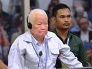 Two former Khmer Rouge leaders convicted for genocide