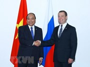 Russian PM's Vietnam visit promotes result-oriented cooperation