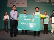 Best Vietnamese startups honoured