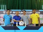 Vietnam in good shape ahead of Malaysia clash in AFF Cup