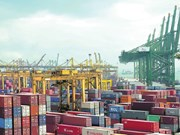 Singapore's October exports up 8.3 percent