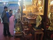 Interior decoration fair opens in HCM City