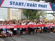 HCM City: 24,000 people join 22nd Terry Fox Run