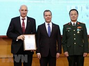 Russian PM compliments Vietnam-Russia Tropical Centre