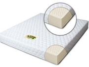 Kymdan latex mattress endorsed by Osteopathy Australia