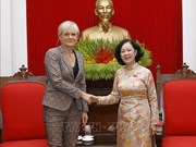 Party official: Vietnam prioritises developing ties with Germany