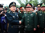 Vietnam-China border defence friendship exchange continues