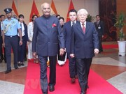 Indian President concludes State visit to Vietnam