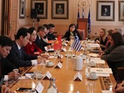 Hanoi, Athens seek closer ties in cultural heritage management