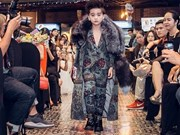 Vietnamese child models attend Malaysia Fashion Week