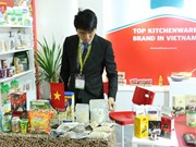 Vietnamese products on display at SIAL InterFood
