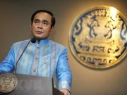 Thai PM promotes smart city development connectivity