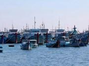 Seminar talks marine planning, coastal ecosystems in Mekong Delta