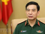 High-ranking Vietnamese military delegation visits Thailand