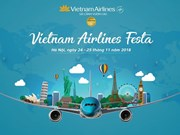 Vietnam Airlines Festa to offer attractive air tickets, travel promos