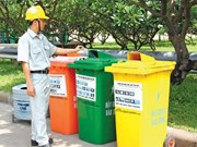 HCM City to begin garbage sorting on November 24