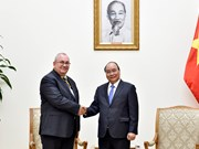 PM hopes for 3 billion USD in Vietnam-Belgium trade
