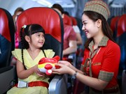 Vietjet Air launches year's biggest promotion