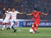 Vietnam defeat Cambodia 3-0, entering semifinal of AFF Suzuki Cup