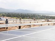 Krong Pa: hotspot for new solar energy projects