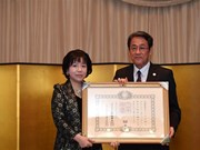 Female Vietnamese academician receives Japan's noble order
