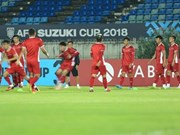 AFF Suzuki Cup 2018: Vietnamese team to directly fly to Philippines