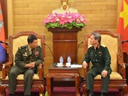Vietnam, Cambodia military legal protection agencies share experience