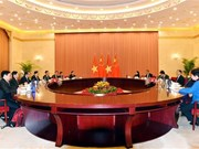 Vietnam Fatherland Front enhances ties with Chinese People's PCC