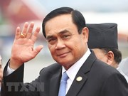 Thai Prime Minister visits Germany to boost bilateral ties