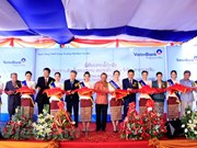VientinBank Laos launches branch in Vientiane