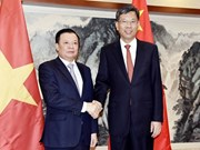 Vietnam, China seek to step up financial cooperation