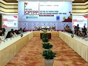Connectivity essential for businesses when joining CPTPP: seminar