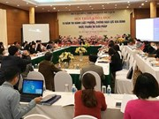 Conference reviews implementation of anti-domestic violence law in 10 years