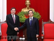 Party official affirms importance of ties with China