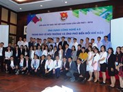 Young intellectuals suggest measures to tap industry 4.0 potential