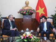 Deputy PM hosts APEC Vision Group Chair