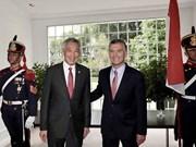 Singapore, Argentina agree to boost economic ties