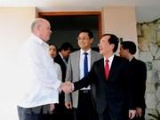Vietnam-Cuba Inter-Governmental Committee convenes meeting