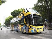 New Hop-On Hop-Off tour opens in Hanoi