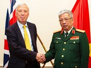 Vietnam, UK hold first defence policy dialogue
