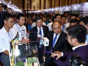 Prime Minister attends Techfest Vietnam 2018